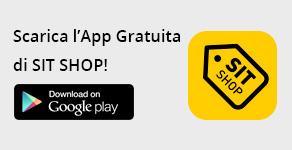 Scarica l'App SIT Shop
